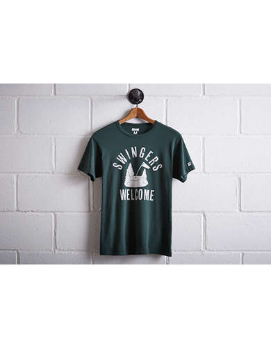 Tailgate Men's Swingers T-Shirt - Free Returns