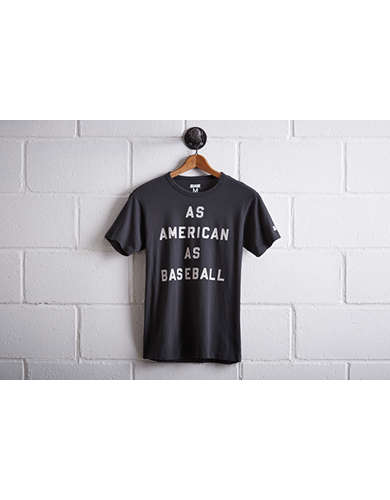 Tailgate Men's America Baseball T-Shirt - Free Returns