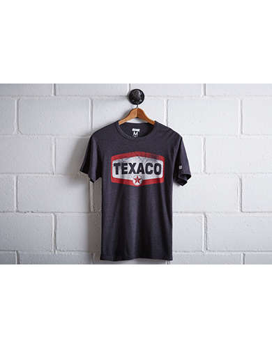 Tailgate Men's Texaco T-Shirt - Free Returns