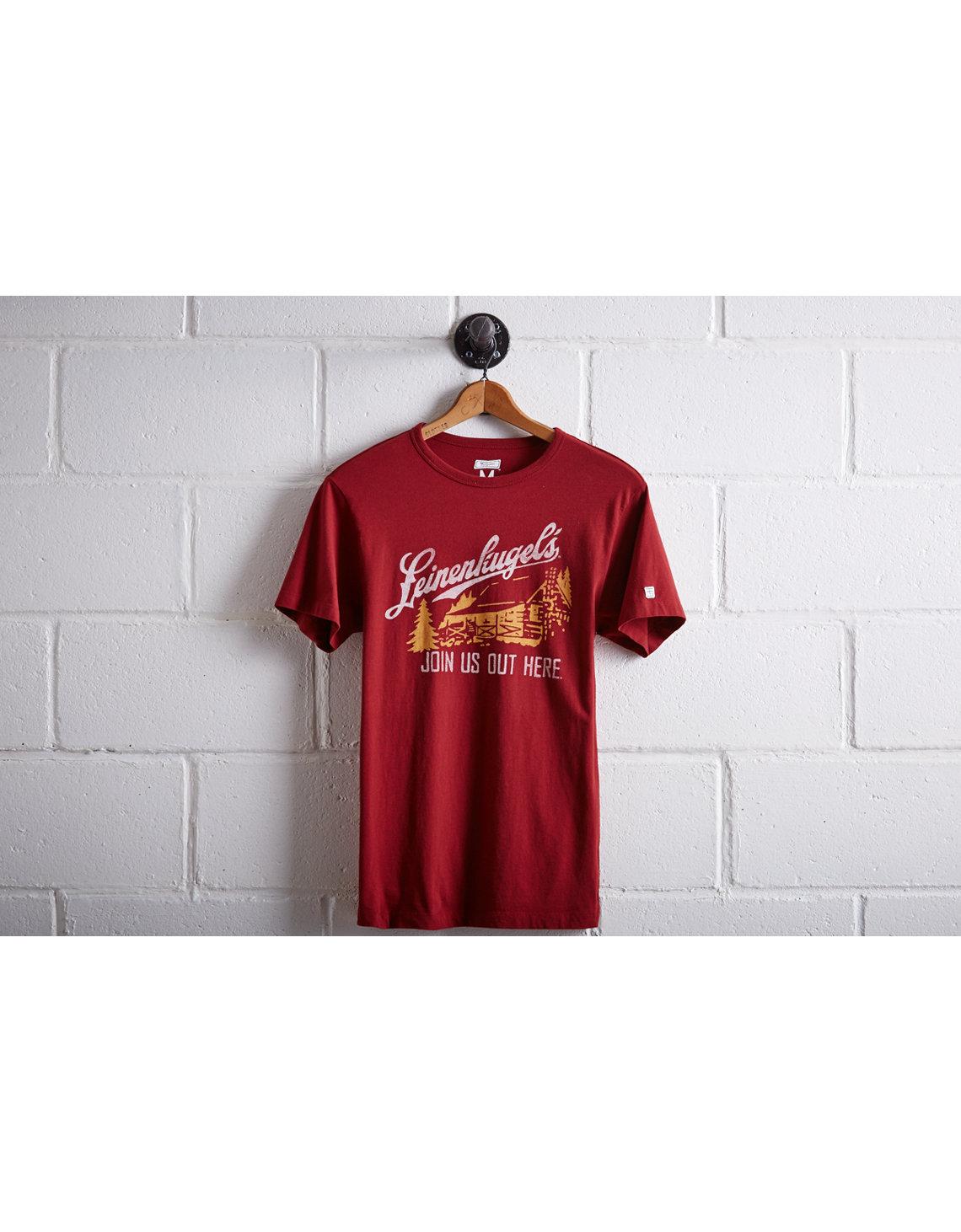 Tailgate Men's Leinenkugel T-Shirt. Placeholder image. Product Image. Online  Only