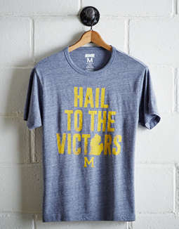 Tailgate Men's Michigan Victors T-Shirt