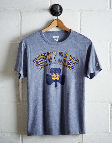Tailgate Men's Notre Dame T-Shirt - Free shipping & returns with purchase of NBA item