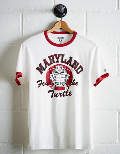 Tailgate Men's Maryland Fear the Turtle T-Shirt - Free Returns