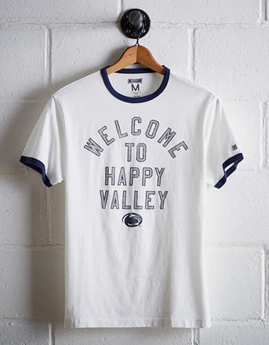 Tailgate Men's PSU Happy Valley Ringer T-Shirt - Buy One Get One 50% Off