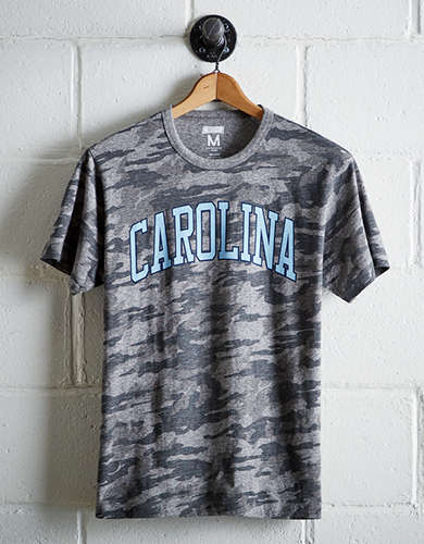 Tailgate Men's UNC Camo T-Shirt - Buy One Get One 50% Off