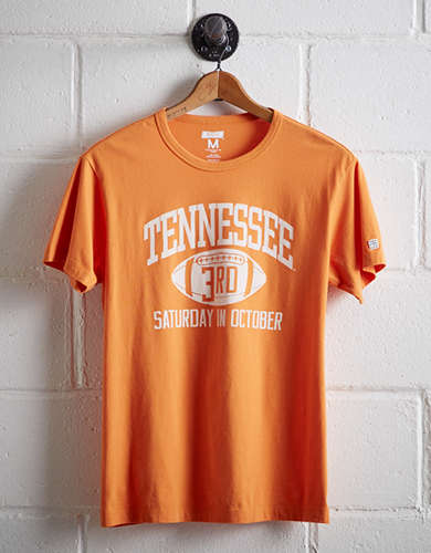 Tailgate Men's Tennessee Saturday T-Shirt - Free returns