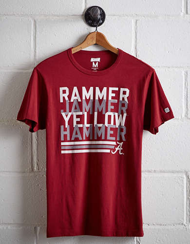 Tailgate Men's Alabama Rammer Jammer T-Shirt - Free returns