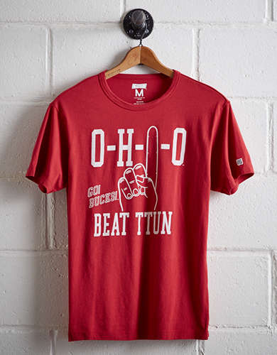 Tailgate Men's Ohio State TTUN T-Shirt - Buy One Get One 50% Off