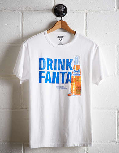 Tailgate Men's Drink Fanta T-Shirt - Free Returns