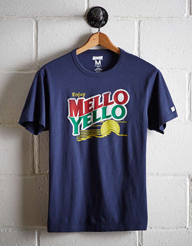 Tailgate Men's Mello Yello T-Shirt - Free Returns