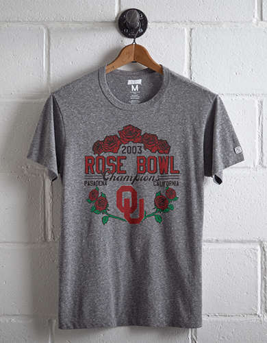 Tailgate Men's Oklahoma Rose Bowl T-Shirt - Free Shipping + Free Returns