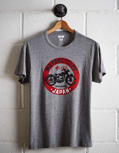 Tailgate Men's Honda Motorcycles T-Shirt - Free Shipping + Free Returns