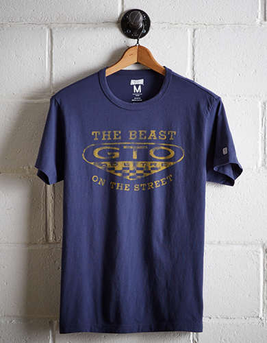 Tailgate Men's GTO Beast T-Shirt - Free Shipping + Free Returns