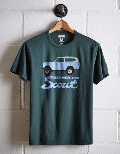 Tailgate Men's International Scout T-Shirt - Free returns