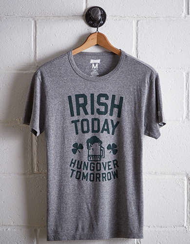 Tailgate Men's Irish Today T-Shirt -