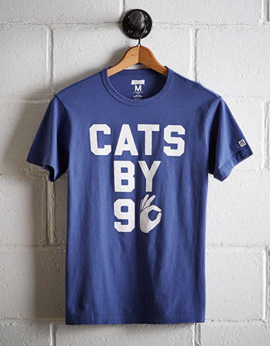 Tailgate Men's Kentucky Cats T-Shirt - Free Returns