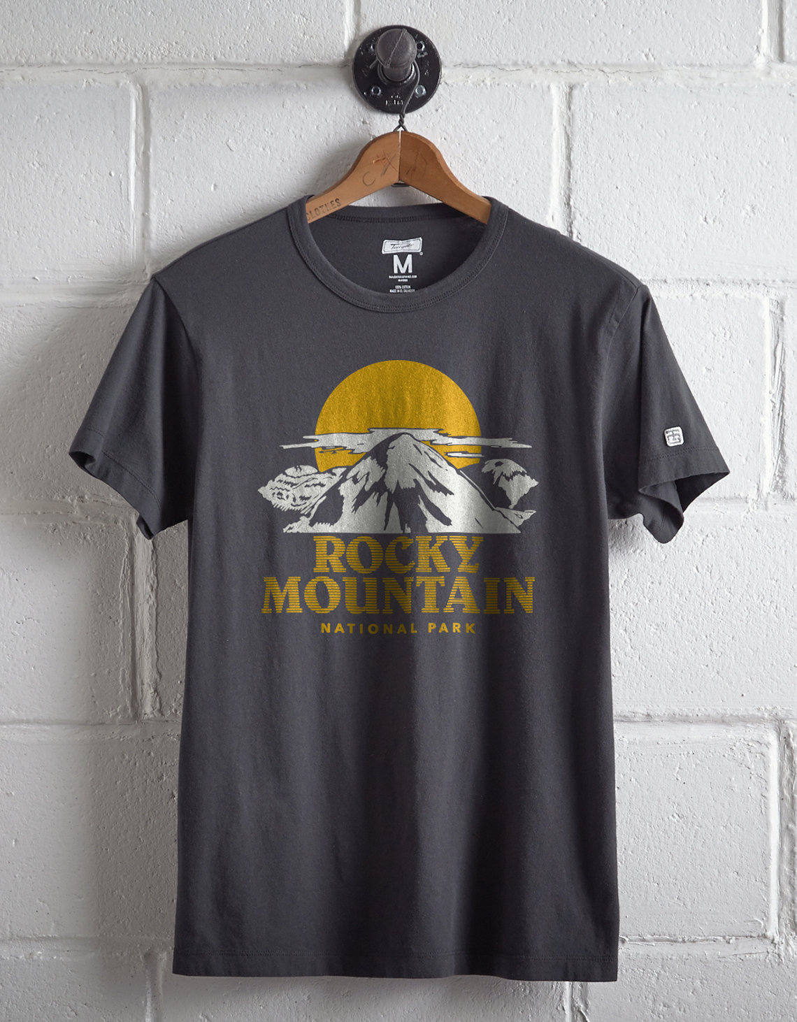 Tailgate Men's Rocky Mountain National Park T-Shirt. Placeholder image.  Product Image. NewOnline Only