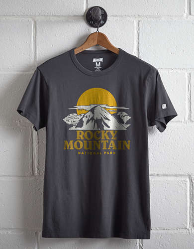 Tailgate Men's Rocky Mountain National Park T-Shirt -