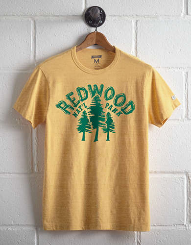 Tailgate Men's Redwood National Park T-Shirt - Free Returns