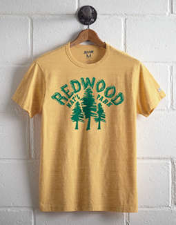 Tailgate Men's Redwood National Park T-Shirt
