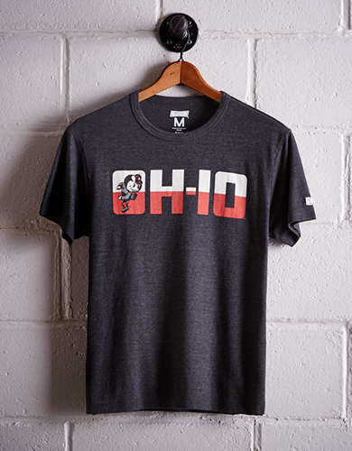 Tailgate Men's Ohio State Mascot T-Shirt -