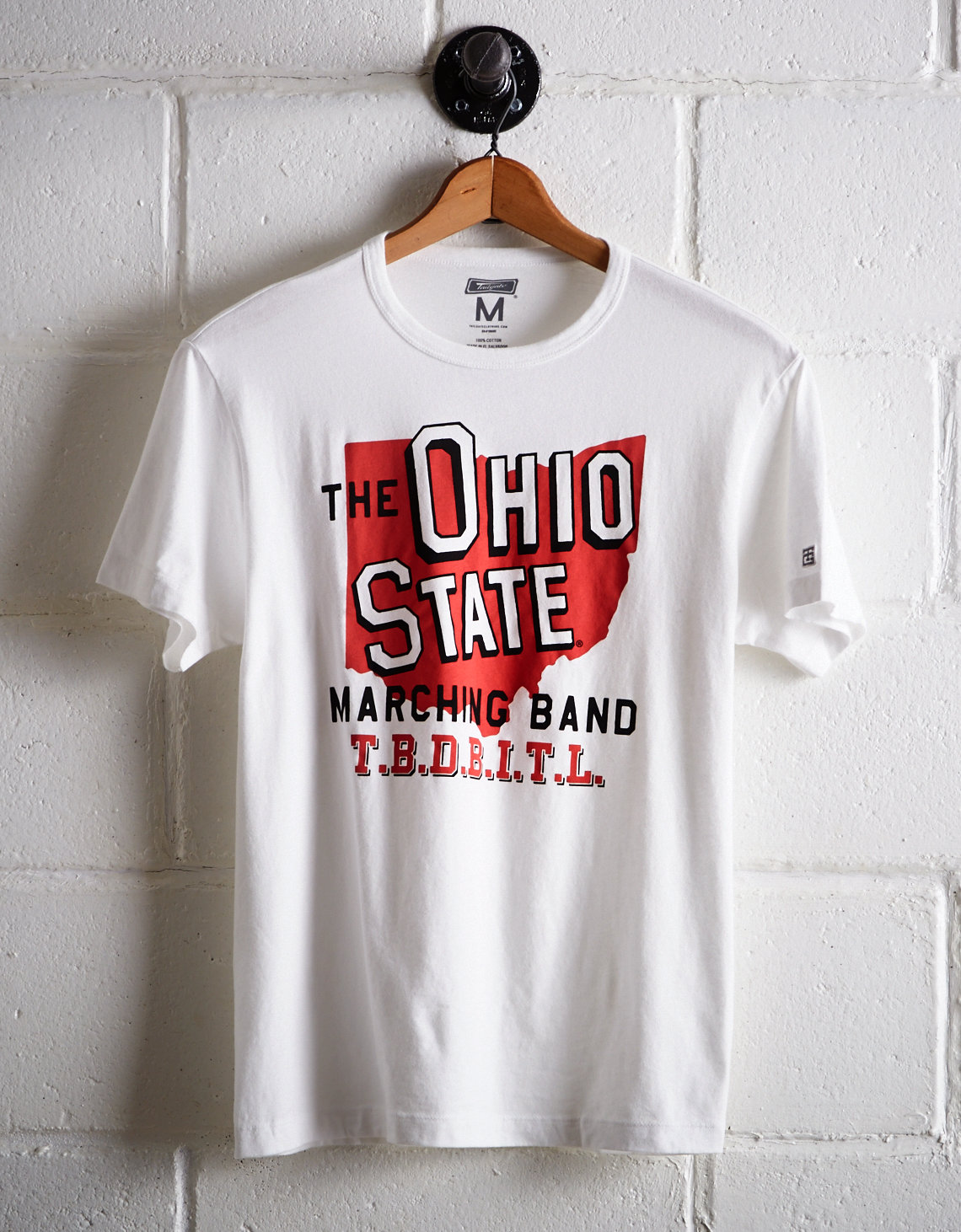 Tailgate Men's Ohio State Marching Band T-Shirt