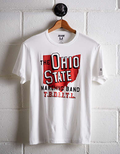Tailgate Men's Ohio State Marching Band T-Shirt - Buy One Get One 50% Off