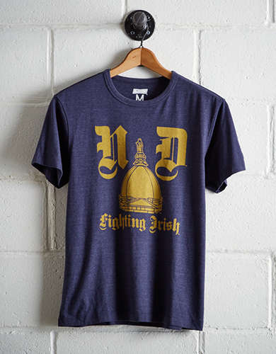 Tailgate Men's Notre Dame Fighting Irish T-Shirt - Free shipping & returns with purchase of NBA item