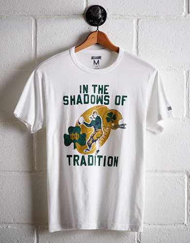 Tailgate Men's Notre Dame Tradition T-Shirt - Free Returns