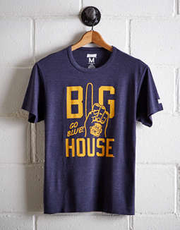 Tailgate Men's Michigan Big House T-Shirt