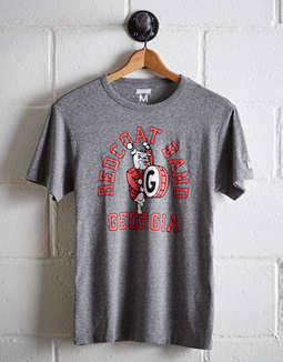 Tailgate Men's Georgia Redcoat Band T-Shirt