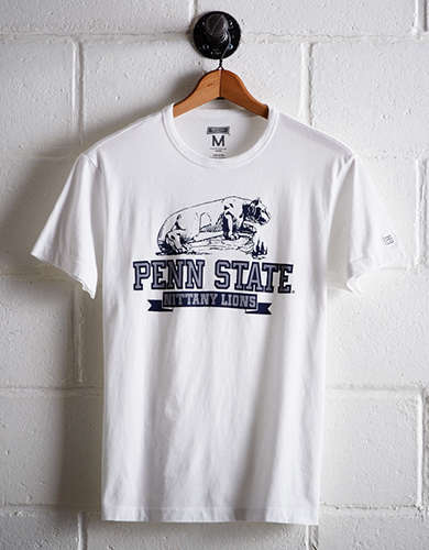 Tailgate Men's Penn State Statue T-Shirt - Buy One Get One 50% Off