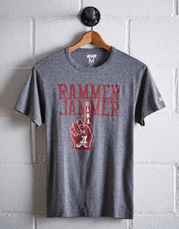 Tailgate Men's Alabama Rammer Jammer T-Shirt