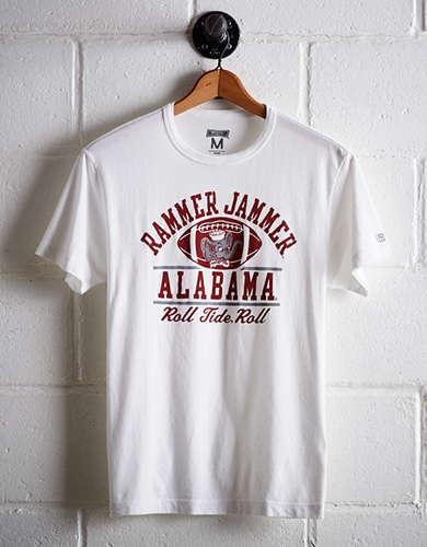 Tailgate Men's Alabama Roll Tide Roll T-Shirt - Free Returns
