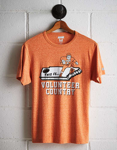 Tailgate Men's Tennessee Volunteers T-Shirt - Free returns