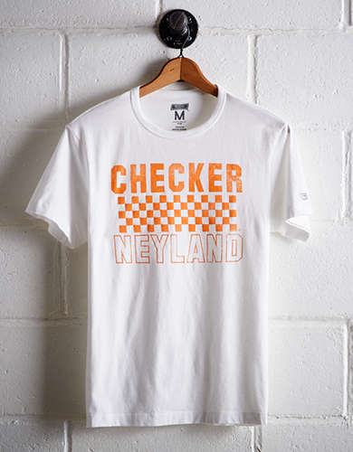Tailgate Men's Tennessee Checker Neyland T-Shirt - Free returns