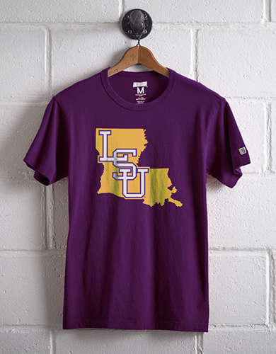 Tailgate Men's LSU State T-Shirt - Free shipping & returns with purchase of NBA item