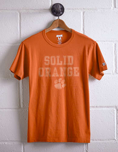 Tailgate Men's Clemson Tigers T-Shirt - Free Returns