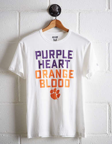 Tailgate Men's Clemson T-Shirt - Free Returns