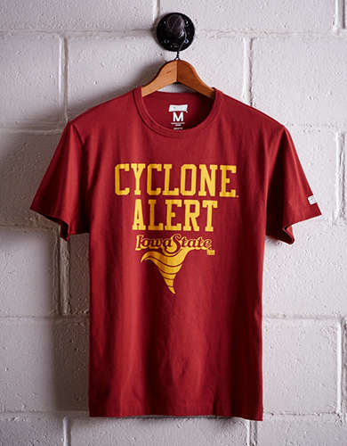 Tailgate Men's ISU Cyclone Alert T-Shirt - Free Returns