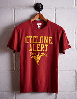 Tailgate Men's ISU Cyclone Alert T-Shirt