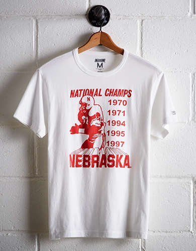 Tailgate Men's Nebraska National Champs T-Shirt - Buy One Get One 50% Off