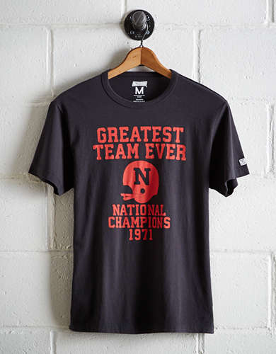 Tailgate Men's Nebraska Greatest Team T-Shirt - Buy One Get One 50% Off