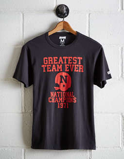 Tailgate Men's Nebraska Greatest Team T-Shirt