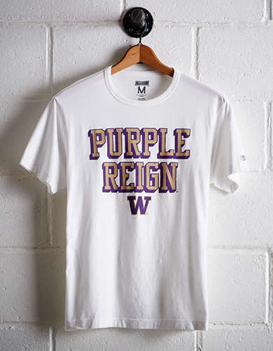 Tailgate Men's Washington Purple Reign T-Shirt - Free Returns