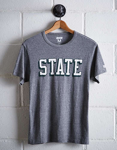 Tailgate Men's Michigan State T-Shirt - Free returns