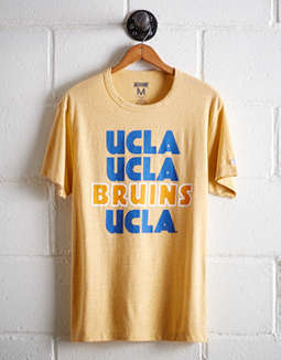 Tailgate Men's UCLA Retro T-Shirt