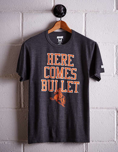 Tailgate Men's Oklahoma State Bullet T-Shirt - Buy One Get One 50% Off