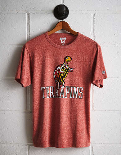 Tailgate Men's Maryland Terrapins T-Shirt - Buy One Get One 50% Off