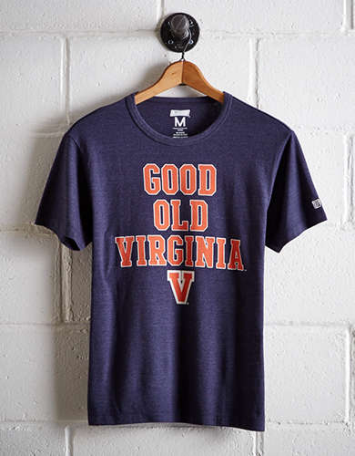 Tailgate Men's Good Old Virginia T-Shirt - Free returns